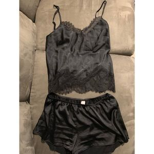 Victoria secret 2 piece sleep set
